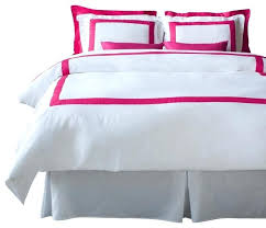 lacozi hot pink duvet cover set modern duvet covers and duvet white and pink king size
