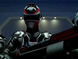 a squad red ranger