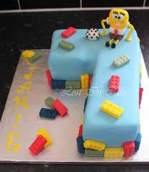 Lego Birthday Cakes Designs Ideas Registazcom