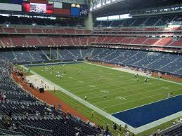 Nrg Stadium View From Club Level 302 Vivid Seats
