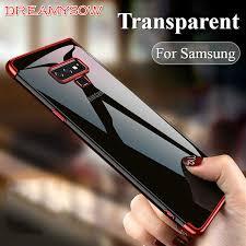 case plating soft tpu transparent