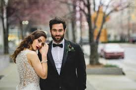 adore wedding photography shoot in detroit michigan at the guardian building makeup by amy