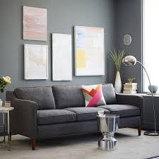 gray tweed sofa. Perfect Tweed Hamilton Sofa 81 For Gray Tweed A