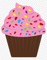 cupcakes with sprinkles clipart.  Clipart Photo By Danimfalcao  Clipart Cupcakes With Sprinkles In ClipartMax