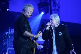 Air Supply At Stiefel Theatre For The Performing Arts
