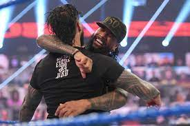 Jimmy Uso been more present than Jey ...