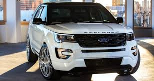 2018 ford interceptor suv. wonderful 2018 2018 ford explorer sport in ford interceptor suv
