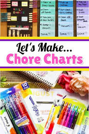 Daily Chore Chart Ideas 59 Chore Chart Ideas For Kids Multiple Kids Diy Chore