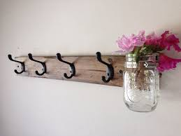 full size of outstanding standing entryway shelf rustic wall diy coat hooks barn ideas white wood
