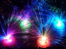 Party Bedroom Fibre Optic Led Night Light Lamp Party Home Room Wedding Christmas