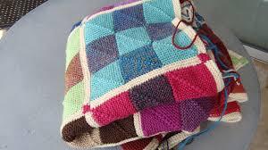 mitered square | Nancyknit's Blog & Image Adamdwight.com