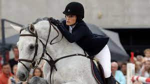Jessica Springsteen set to make Olympic ...