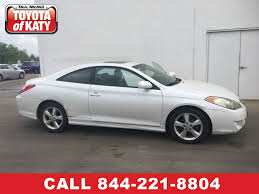 Used Toyota Camry Solara for Sale in Houston, TX   Edmunds