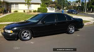 1994 Chevrolet Impala Specs and Photos | StrongAuto