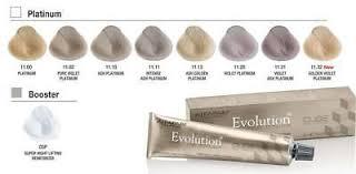 Alfaparf Evolution Hair Color Chart Alfaparf Milano Evolution Of The Color Permanent Hair Color