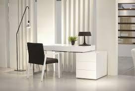 Image Table Piare White Modern Office Desk Black Bearon Water Piare Modern Office Desk Contemporary Office Desk