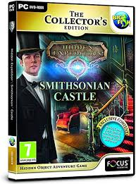 As the newest hidden expedition recruit, you've got to find the shards before they do by jumping into the adventure in this amazing hidden objects puzzle game! Hidden Expedition 8 Smithsonian Castle Collector S Edition Pc Cd Amazon Co Uk Pc Video Games