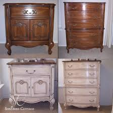 chalk paint furniture before and after9 Before and After Furniture Makeovers  Chalk paint Paint
