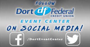 Dort Federal Credit Union Event Center Home