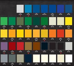 Rustoleum Paint Chart Rustoleum Paints