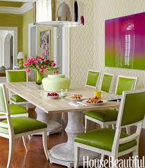 B  Inspiration Of Green Dining Room Colors And  Is A Soothing Color