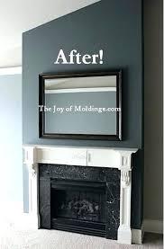 homemade fireplace mantel diy mantel shelf for brick fireplace