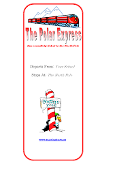 ticket format 10 ticket template for word jumbocover info 6 best photos of polar express ticket template polar express