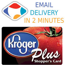 2000 kroger plus card fuel rewards points 1 gl gas save 70 ex 8 31 18 ebay