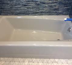 bathtub refinished grey