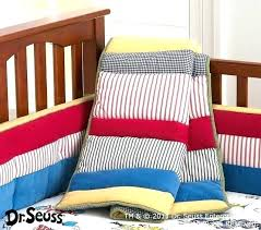 crib bedding collection nursery pottery barn dr seuss baby