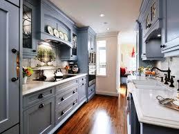 image of better galley kitchen makeover ideas