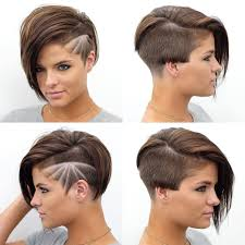 Pixie Cut With Undercut Design 50 New Pixie Cut With Bangs Ideas For The Current Season