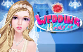 barbie doll wedding dress up games birthday ideas dress up and hair salon game screenshot