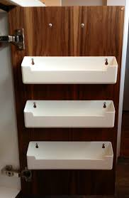making bathroom cabinets: diy bathroom mini storage part  nail polish the realish life a beautiful visual of all