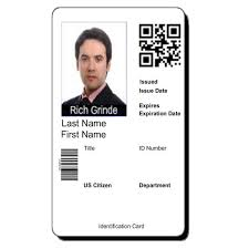 Company Id Badge Template Company Badges Id Card Template Badge Template Id Badge