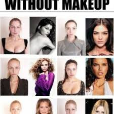 how to make yourself look more pretty without makeup mugeek