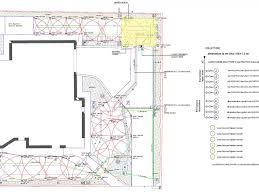 Progetto giardino privato con siepe di tasso erbacee perenni e