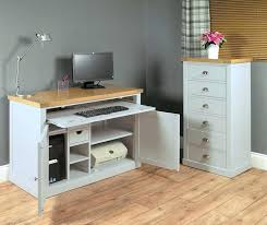 home office cupboards. Hidden Desk In Cupboard Computer Cabinets Home Office Cupboards Image Of Furniture . R
