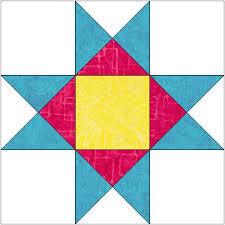 How To Make a Perfect Ohio Star Quilt Block - The Seasoned Homemaker & Ohio Star Quilt Block Adamdwight.com