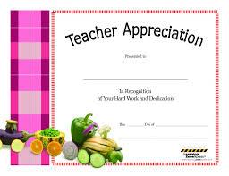 Printable Awards Teachers Download Them Or Print A Free Best Teacher