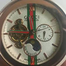 gucci 1142. gucci accessories - pantcaon 1142 automatic white rosegold