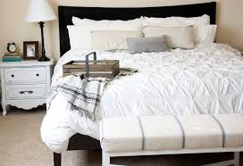 image of pintuck bedspread