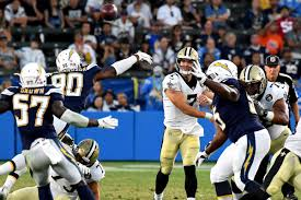Chargers Rb Depth Chart 2016 Big Things Are Expected Of The Chargers In The Second