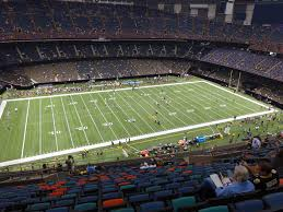 Saints Superdome Virtual Seating Chart Mercedes Benz Superdome View From Terrace Level 643 Vivid