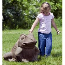 garden frog statue. Full Size Of Outdoor:ceramic Frog Figurines Small Vintage Large Garden Statue