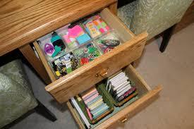desk drawer organizer ideas