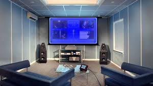 Home Theater System Design Futuristic Home Theater System Design Concept In Hd Youtube