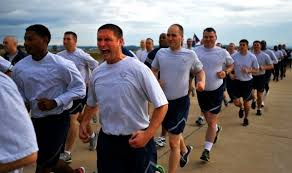 Air Force Pt Test Standards Male Female Requirements For 2019