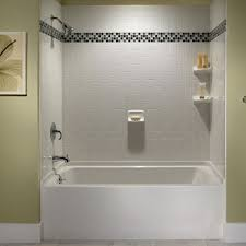 29 white subway tile tub surround ideas and pictures bathroom bath tub tile ideas