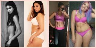 Weight Loss For Women 13 Women Whose Reverse Body Transformations Are Inspiring